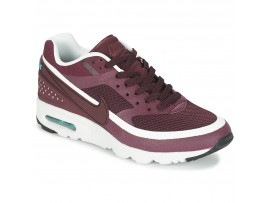 Kvinder Nike AIR MAX BW ULTRA W BORDEAUX - Gratis fragt hos Sko Lave sneakers Dame 111900 AIR MAX BW ULTRA W BORDEAUX SWscAkn9