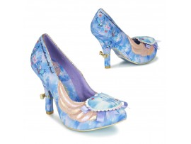Kvinder Irregular Choice Faith in Dreams Blå - Gratis fragt hos Sko pumps Dame 111900 Faith in Dreams Blå oQNt5noR