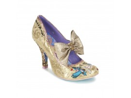 Kvinder Irregular Choice So This Is Love Guld - Gratis fragt hos Sko pumps Dame 111900 So This Is Love Guld hqrylEHd