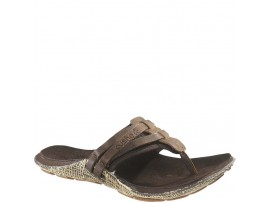 Mænd Cushe Mens Manuka Wrap Old Brown Leather Sandal  mlZVySqV