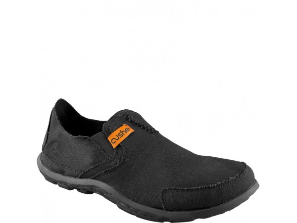 Mænd Cushe Mens Slipper Jet Black Slipper  0W8co7wj